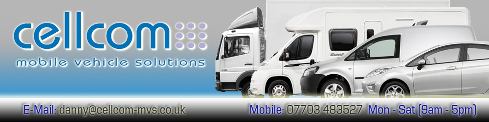 CELLCOM MOBILE VEHICLE SOLUTIONS - CHELMSFORD - ESSEX